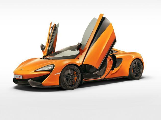 570S : McLaren s'attaque à l'entrée de gamme 1