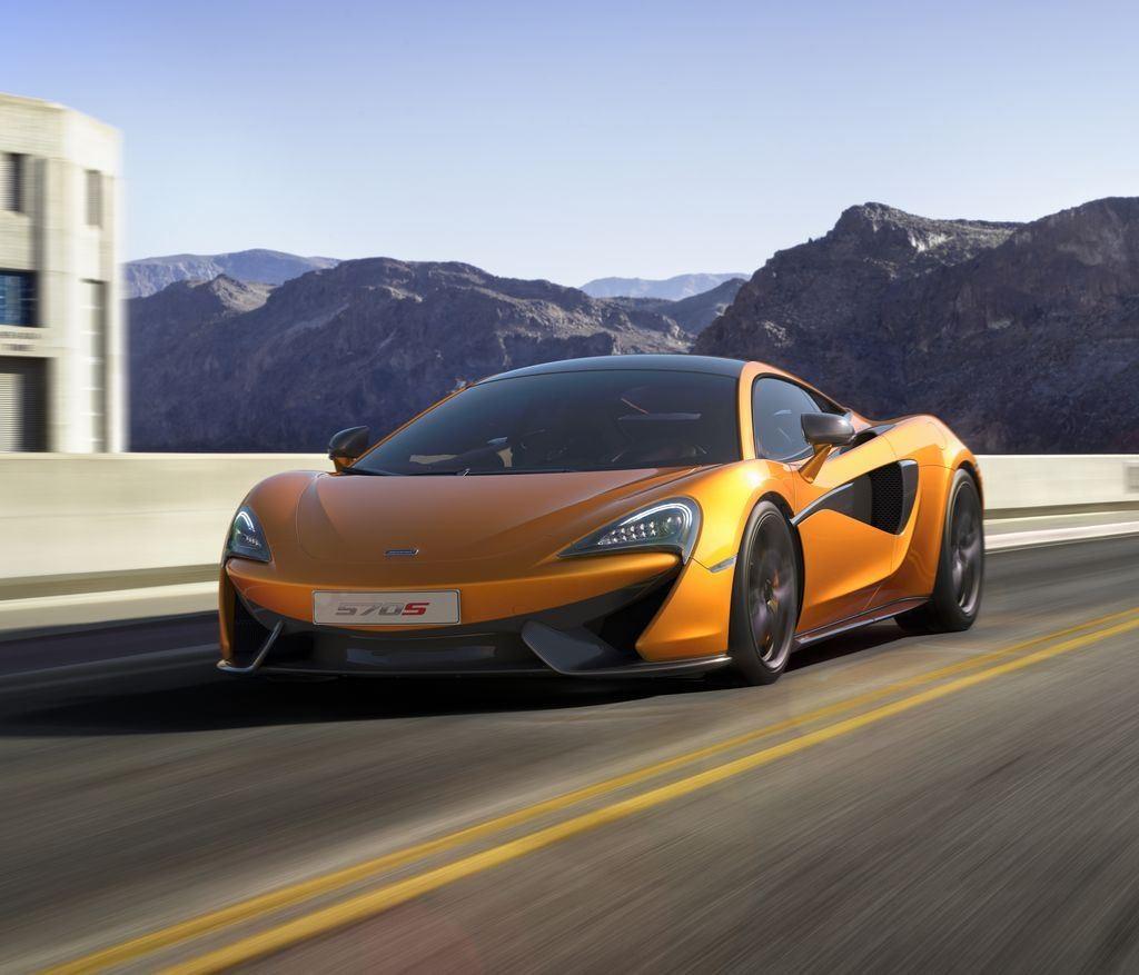 570S : McLaren s'attaque à l'entrée de gamme 2