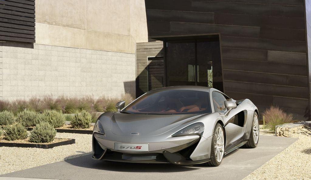 570S : McLaren s'attaque à l'entrée de gamme 3