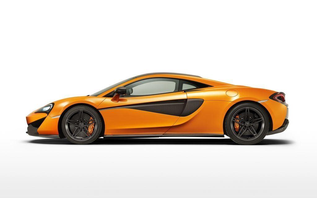 570S : McLaren s'attaque à l'entrée de gamme 6