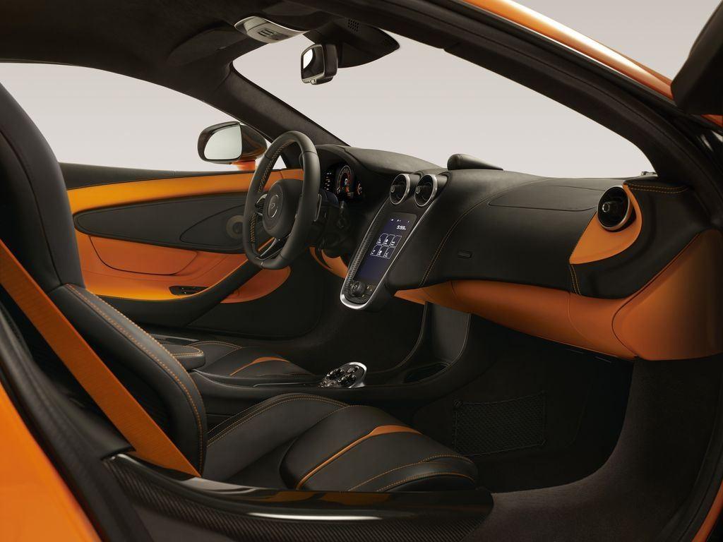 570S : McLaren s'attaque à l'entrée de gamme 9