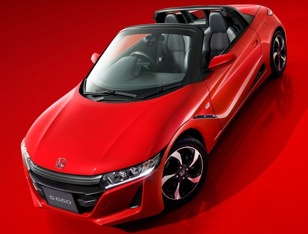 S660 Roadster : un cabriolet Honda réservé au Japon 5
