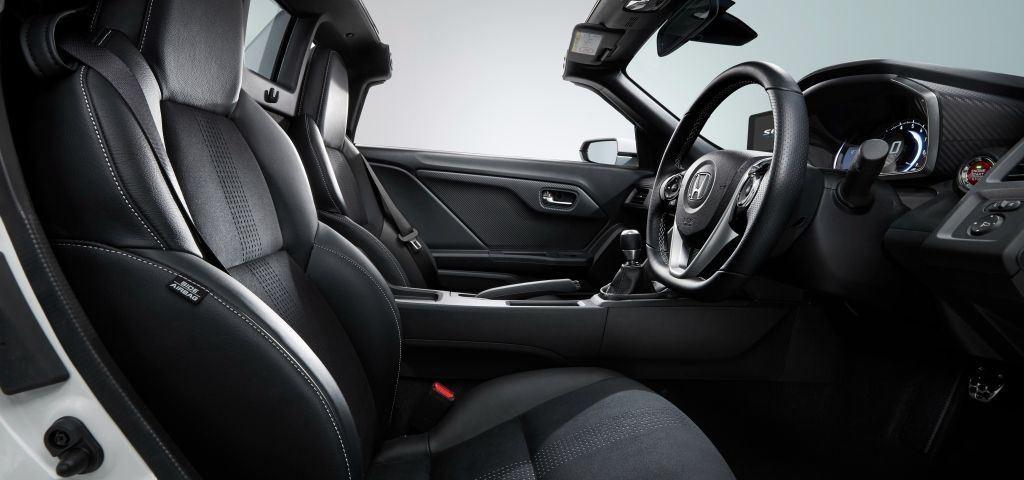 S660 Roadster : un cabriolet Honda réservé au Japon 6