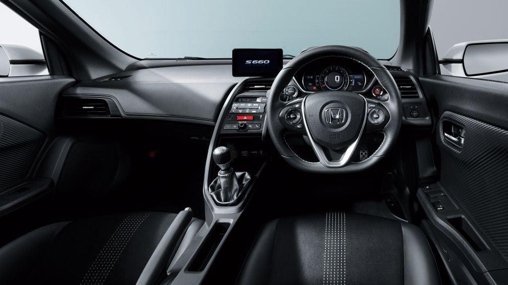 S660 Roadster : un cabriolet Honda réservé au Japon 7