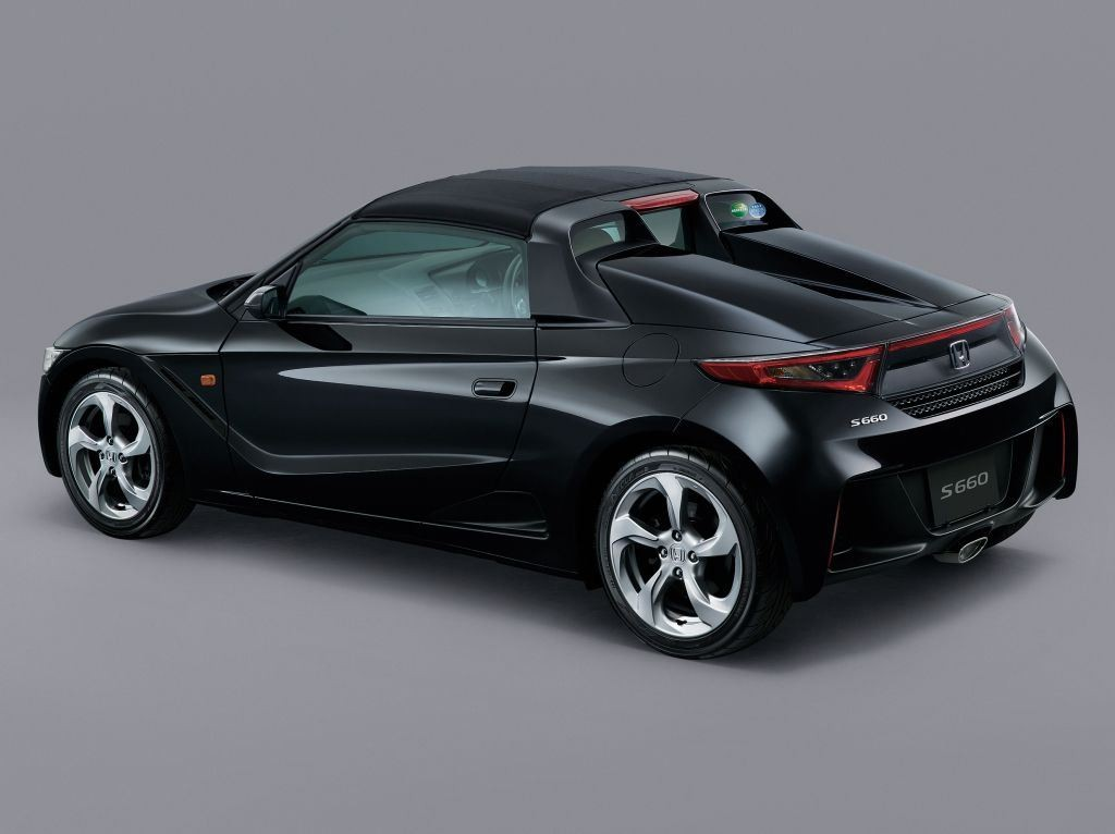 S660 Roadster : un cabriolet Honda réservé au Japon 8