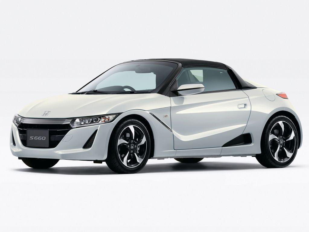 S660 Roadster : un cabriolet Honda réservé au Japon 9
