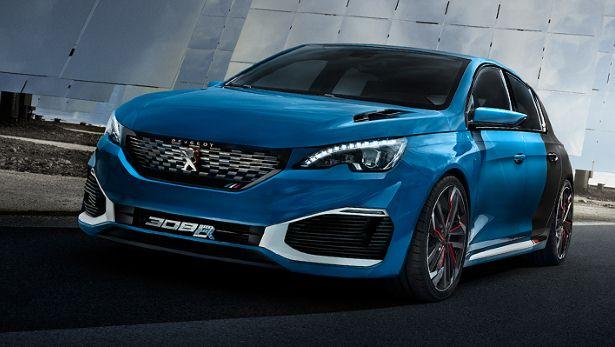 Peugeot : 500 chevaux sous le capot de la 308 R HYbrid 6
