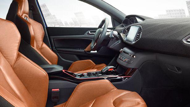 Peugeot : 500 chevaux sous le capot de la 308 R HYbrid 9