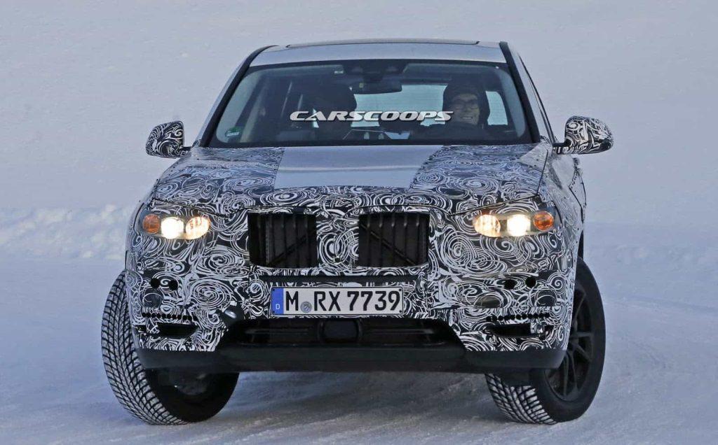 BMW teste son nouveau BMW X3 : des photos le prouvent 1