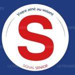 Après le macaron « A » pour les jeunes conducteurs, un macaron « S » pour les seniors ?