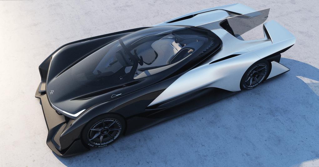Faraday Future veut rivaliser avec Tesla sur le marché des voitures électriques, avec l'appui du groupe chinois LeTV 1