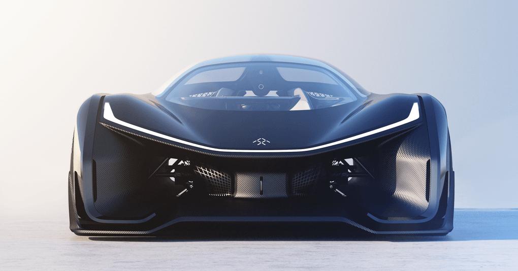 Faraday Future veut rivaliser avec Tesla sur le marché des voitures électriques, avec l'appui du groupe chinois LeTV 2