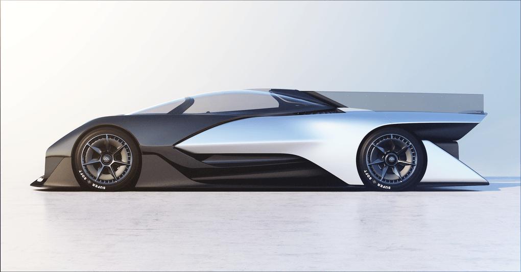 Faraday Future veut rivaliser avec Tesla sur le marché des voitures électriques, avec l'appui du groupe chinois LeTV 3