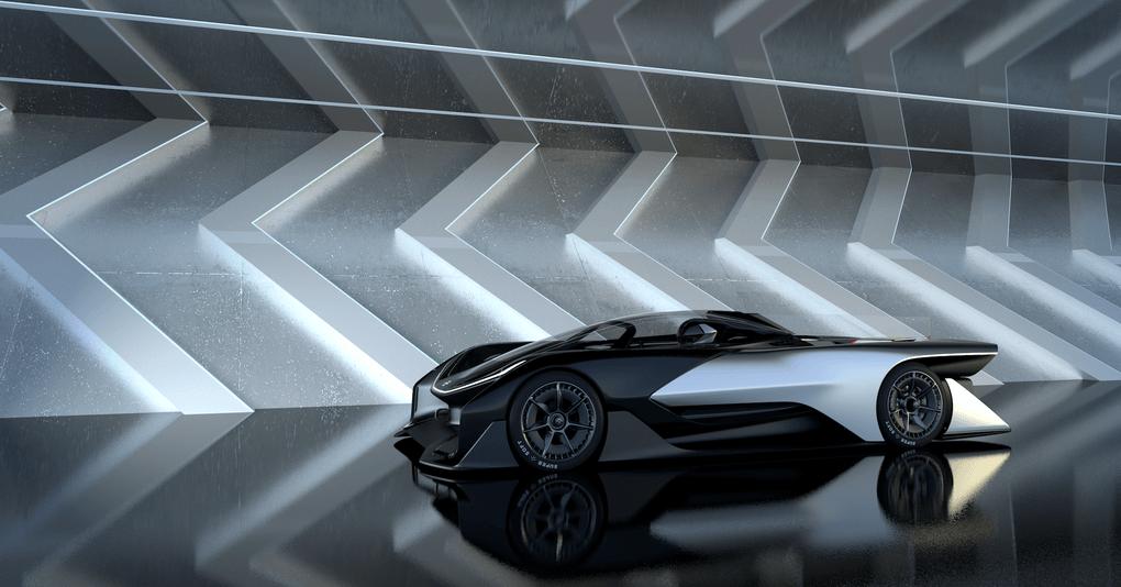 Faraday Future veut rivaliser avec Tesla sur le marché des voitures électriques, avec l'appui du groupe chinois LeTV 4