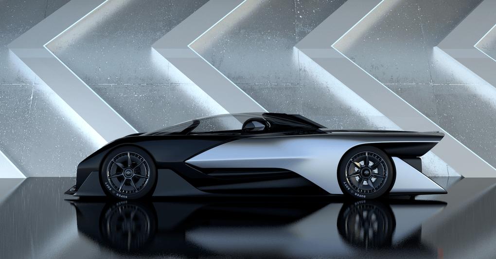 Faraday Future veut rivaliser avec Tesla sur le marché des voitures électriques, avec l'appui du groupe chinois LeTV 7