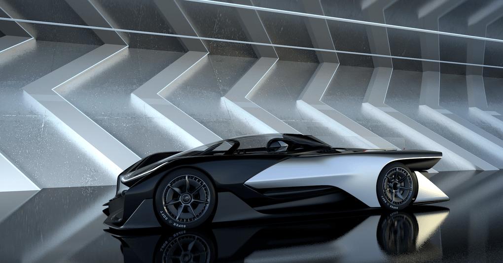 Faraday Future veut rivaliser avec Tesla sur le marché des voitures électriques, avec l'appui du groupe chinois LeTV 9