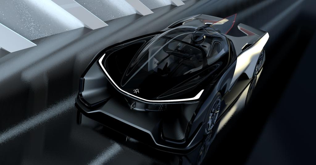 Faraday Future veut rivaliser avec Tesla sur le marché des voitures électriques, avec l'appui du groupe chinois LeTV 10