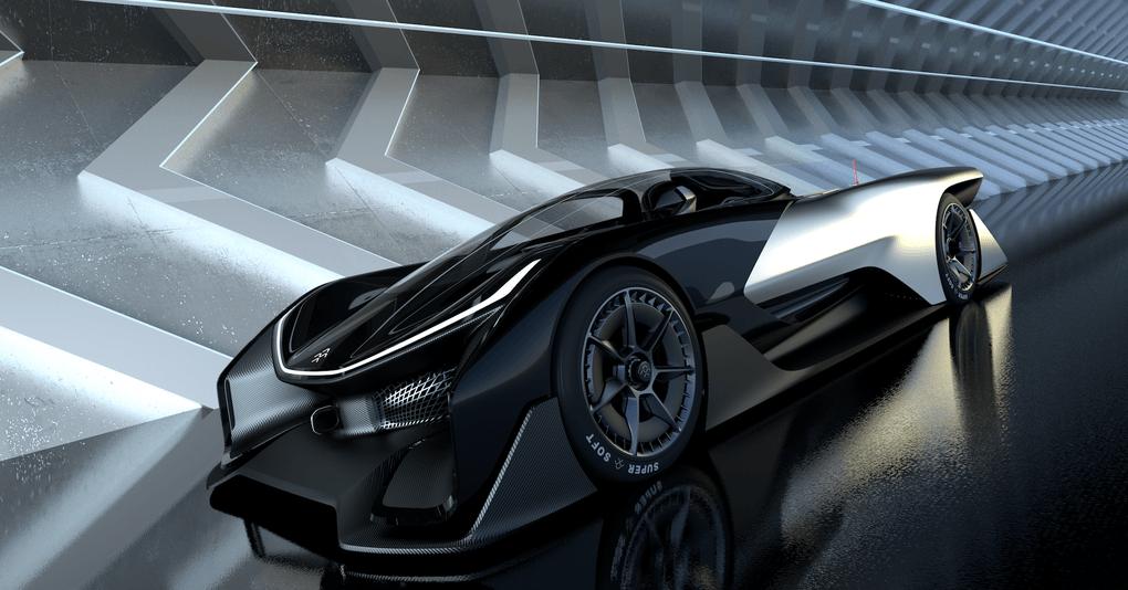 Faraday Future veut rivaliser avec Tesla sur le marché des voitures électriques, avec l'appui du groupe chinois LeTV 11