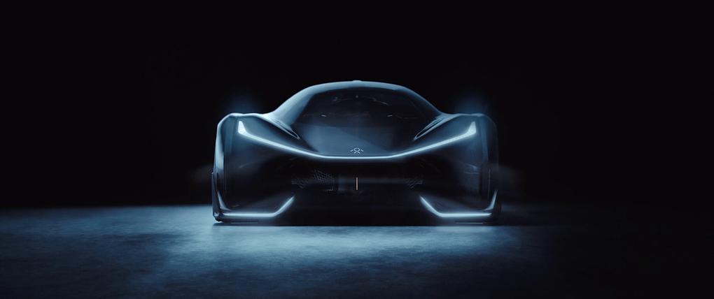 Faraday Future veut rivaliser avec Tesla sur le marché des voitures électriques, avec l'appui du groupe chinois LeTV 13