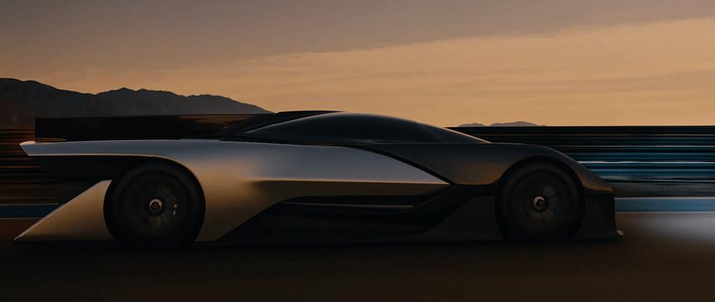Faraday Future veut rivaliser avec Tesla sur le marché des voitures électriques, avec l'appui du groupe chinois LeTV 14