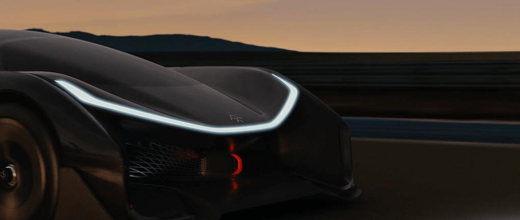 Faraday Future veut rivaliser avec Tesla sur le marché des voitures électriques, avec l'appui du groupe chinois LeTV 15