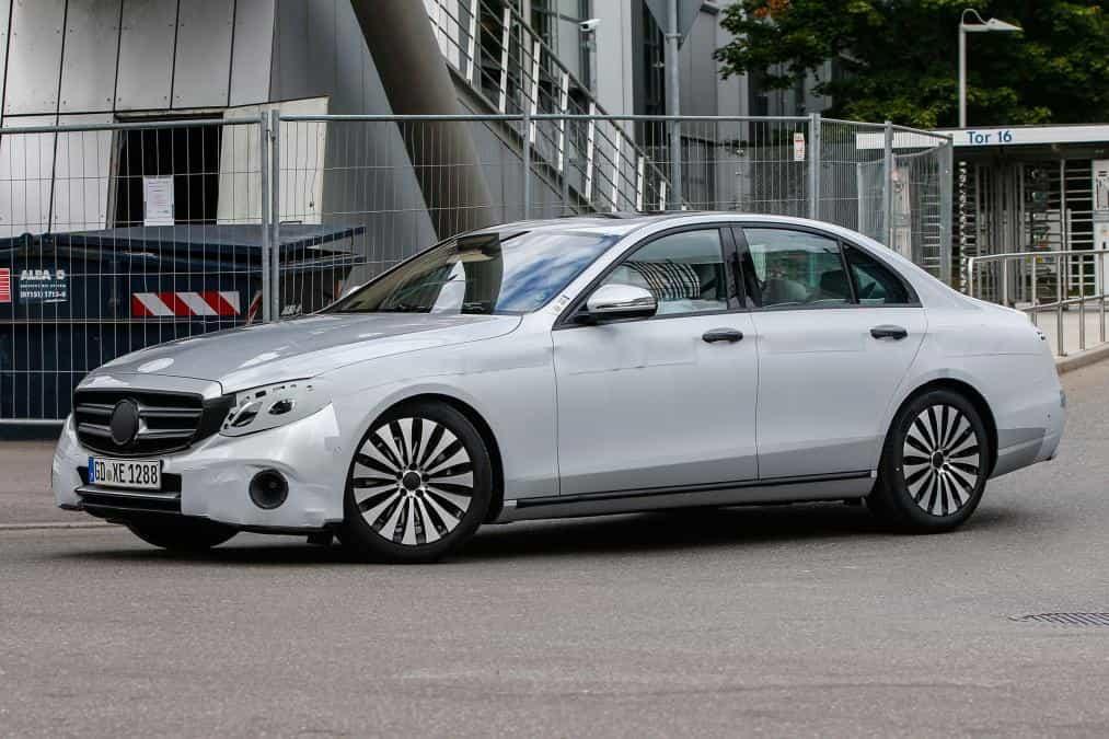 Fin du teasing et des fuites, la nouvelle Mercedes-Benz Classe E a été présentée par Mercedes 10