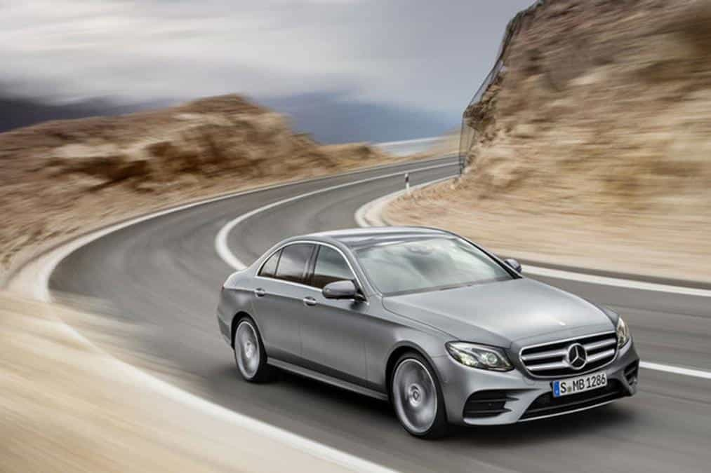 Fin du teasing et des fuites, la nouvelle Mercedes-Benz Classe E a été présentée par Mercedes 12