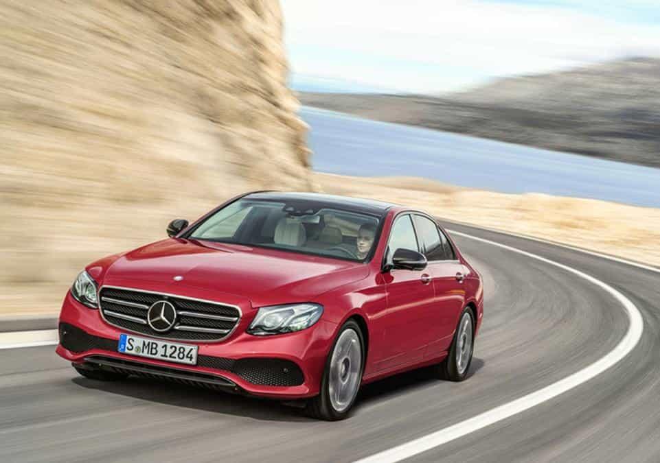 Fin du teasing et des fuites, la nouvelle Mercedes-Benz Classe E a été présentée par Mercedes 18