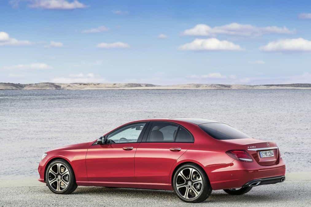 Fin du teasing et des fuites, la nouvelle Mercedes-Benz Classe E a été présentée par Mercedes 19