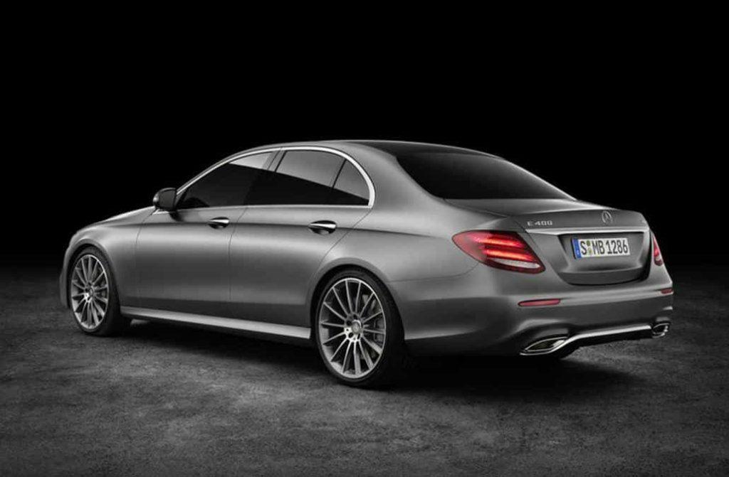 Fin du teasing et des fuites, la nouvelle Mercedes-Benz Classe E a été présentée par Mercedes 22