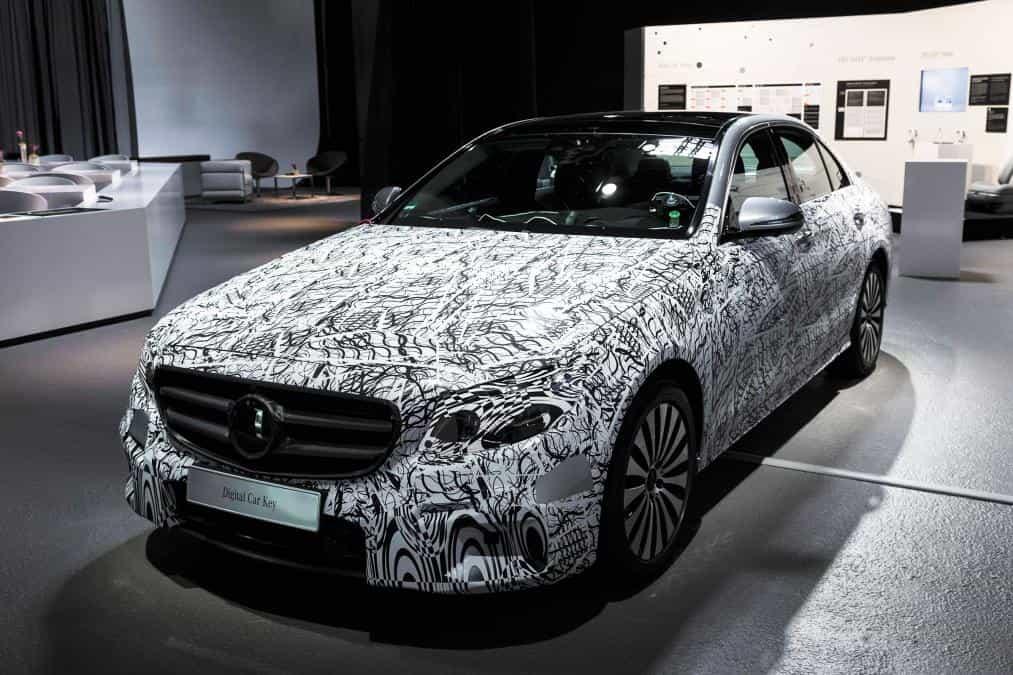 Fin du teasing et des fuites, la nouvelle Mercedes-Benz Classe E a été présentée par Mercedes 26