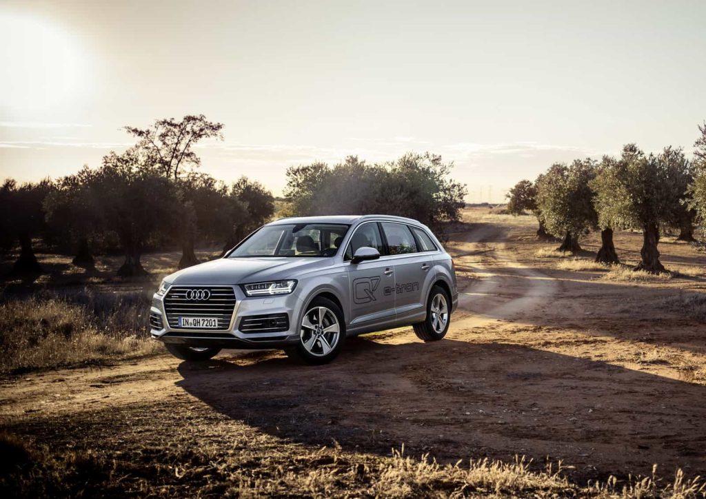 Il faut un porte-monnaie bien garni pour commander l'Audi Q7 hybride 3