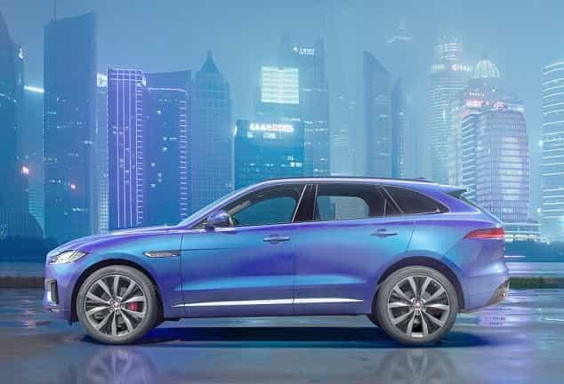 Jaguar F-Pace se présente en force en Belgique 1