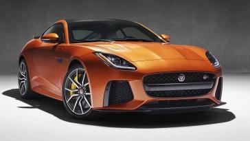 Le feulement, plutôt son rugissement, de la Jaguar F-Type SVR se révèle en vidéo