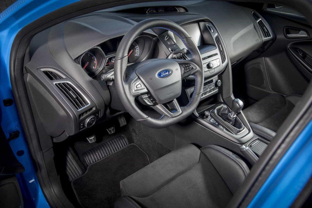 Sortie des chaînes de production de la première Ford Focus RS 8