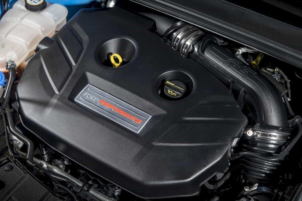 Sortie des chaînes de production de la première Ford Focus RS 9