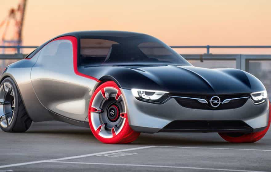 Un séduisant coupé Opel GT Concept : à quand le modèle final ?