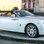 la Belgique à l'honneur sur le stand Rolls-Royce
