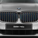 740e iPerformance : une BMW hybride pour le Salon de Genève