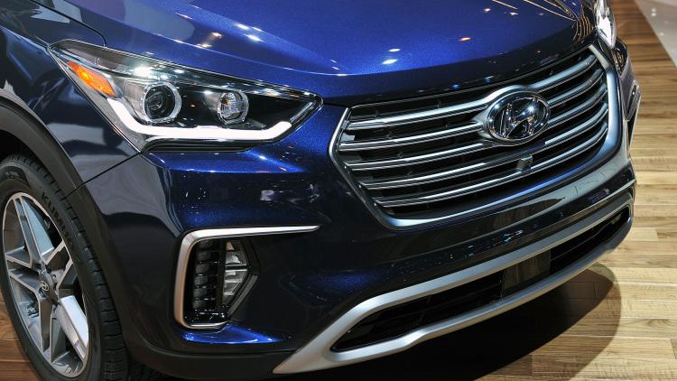 A quand la commercialisation du Hyundai Santa Fe Sport en dehors des Etats Unis ?