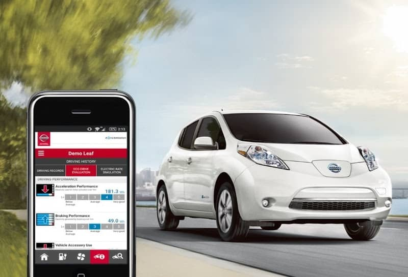 Attention à la cybersécurité de la Nissan Leaf
