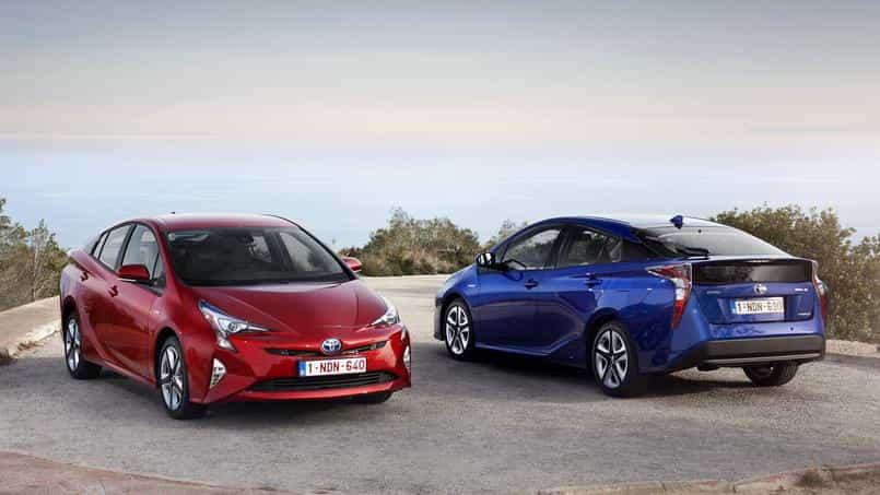Avec sa 4ème génération, la Toyota Prius devient enfin une voiture mature