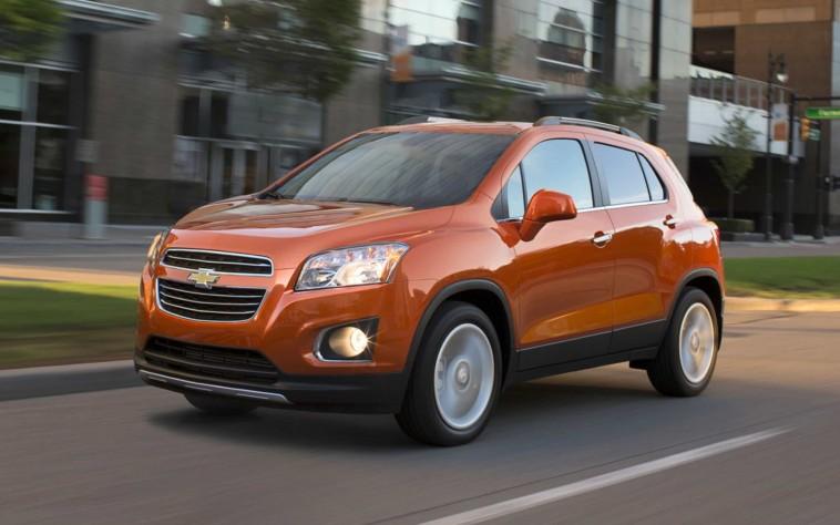 Cure de jouvence pour le nouveau Chevrolet Trax