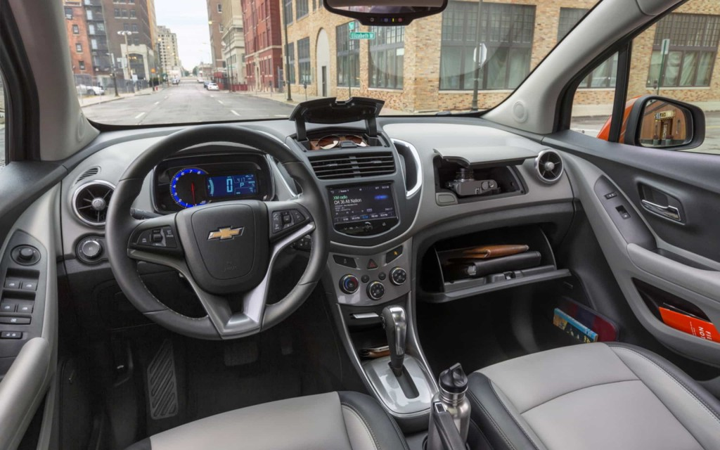 Cure de jouvence pour le nouveau Chevrolet Trax 2