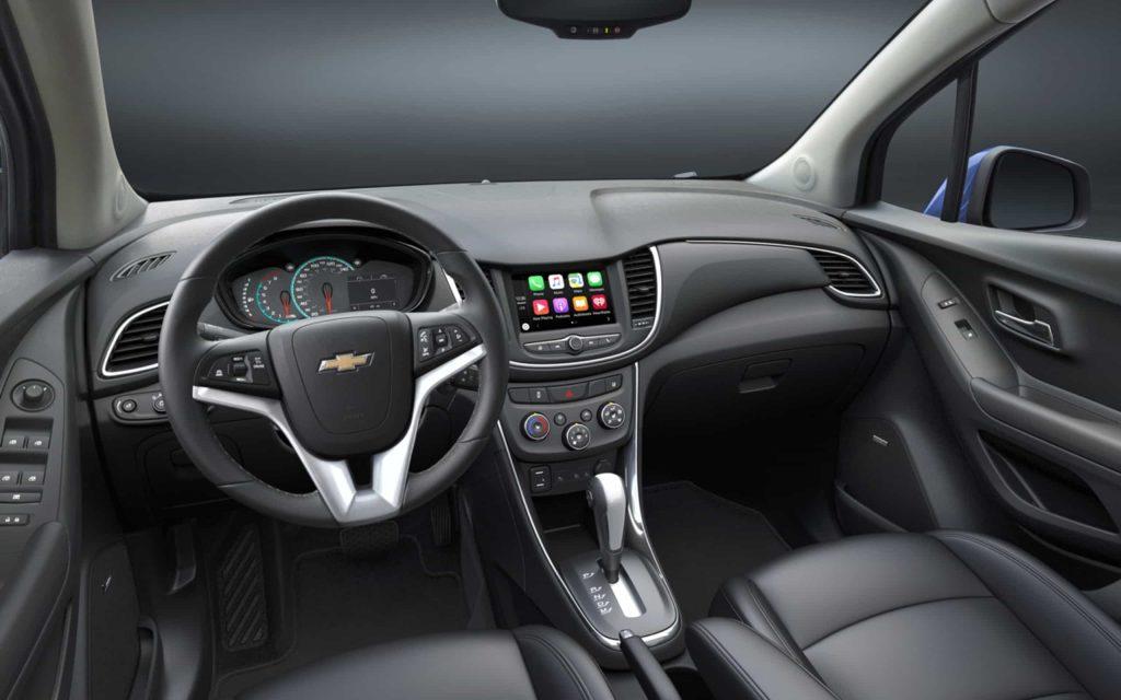 Cure de jouvence pour le nouveau Chevrolet Trax 3
