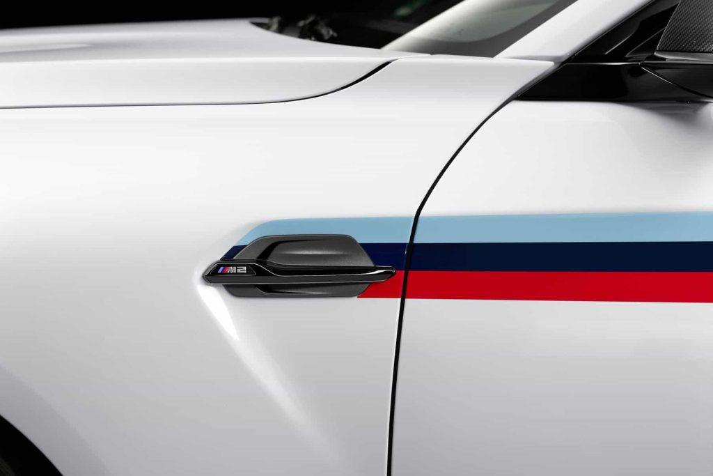 Des éléments en fibre de carbone pour la BMW M2 grâce au pack M Performance 6