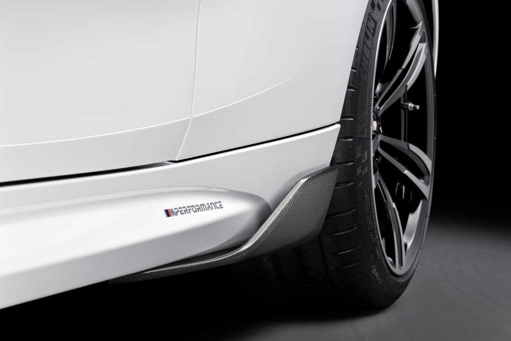 Des éléments en fibre de carbone pour la BMW M2 grâce au pack M Performance 9