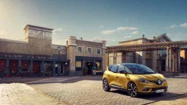 Grosse maladresse de Renault au sujet du nouveau Scenic