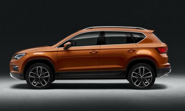 L'esprit de la Leon se retrouve dans le nouveau SUV compact Ateca de Seat