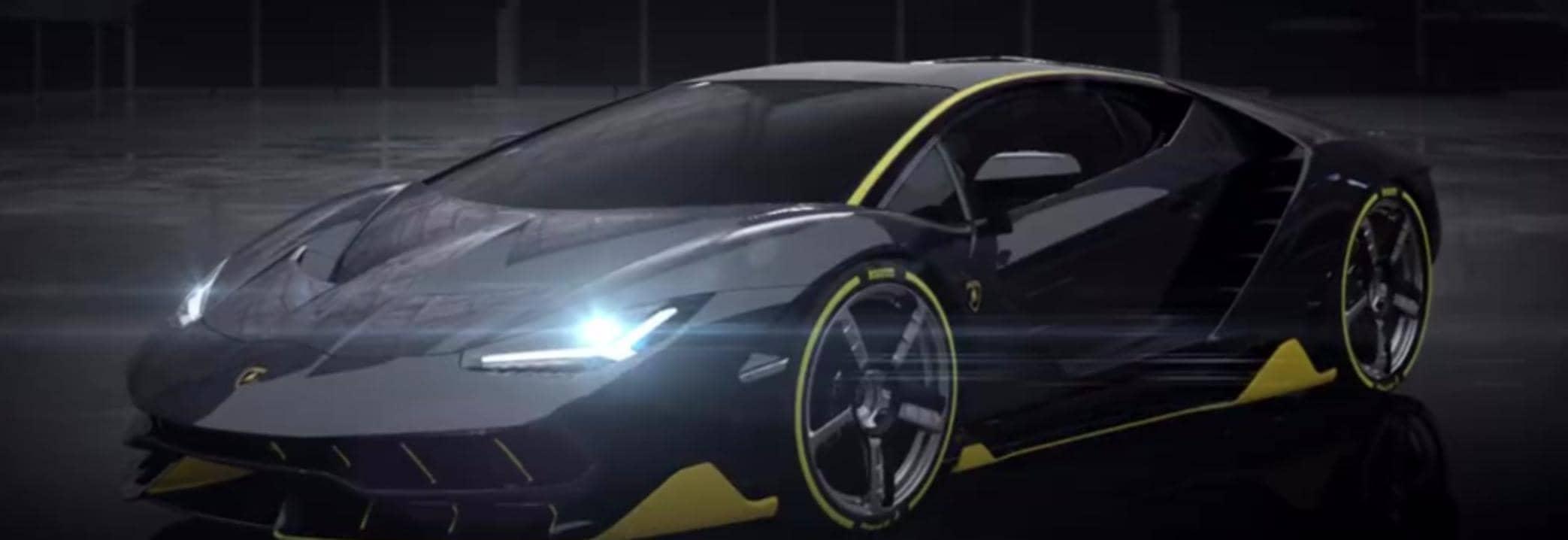 La Lamborghini Centenario LP 770-4 se dévoile en version finale